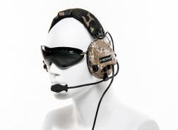 Headsets en PTT Unit