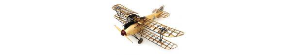 Praxis-Stick-Flugzeuge