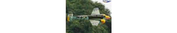 Durafly Messerschmitt Bf.110 Teile