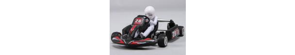 Turnigy F1 1/18 Mini Go-Kart Parts