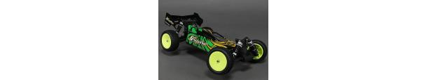 1/10 Quanum Vandal 4WD Racing Buggy Parts