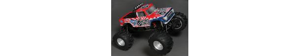Nitro Circus Basher 1/8 Scale Monster Truck Parts
