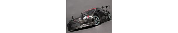 1/10 HobbyKing Mission-D 4WD GTR Drift Car Parts