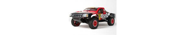 Basher Nitro Circus 4x4 1/10 SCT Parts