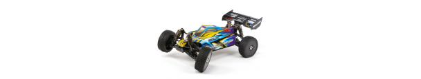 1/8 Basher BSR BZ-888 Racing Buggy Parts