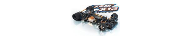 X-ray X12 1/12 Pan Car Parts
