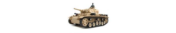 / Tanks échelle R C
