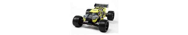 BSR Berserker 1/8 Electric Truggy Parts