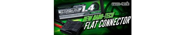 Turnigy____ nano-tech____ Flat Connector Car Packs