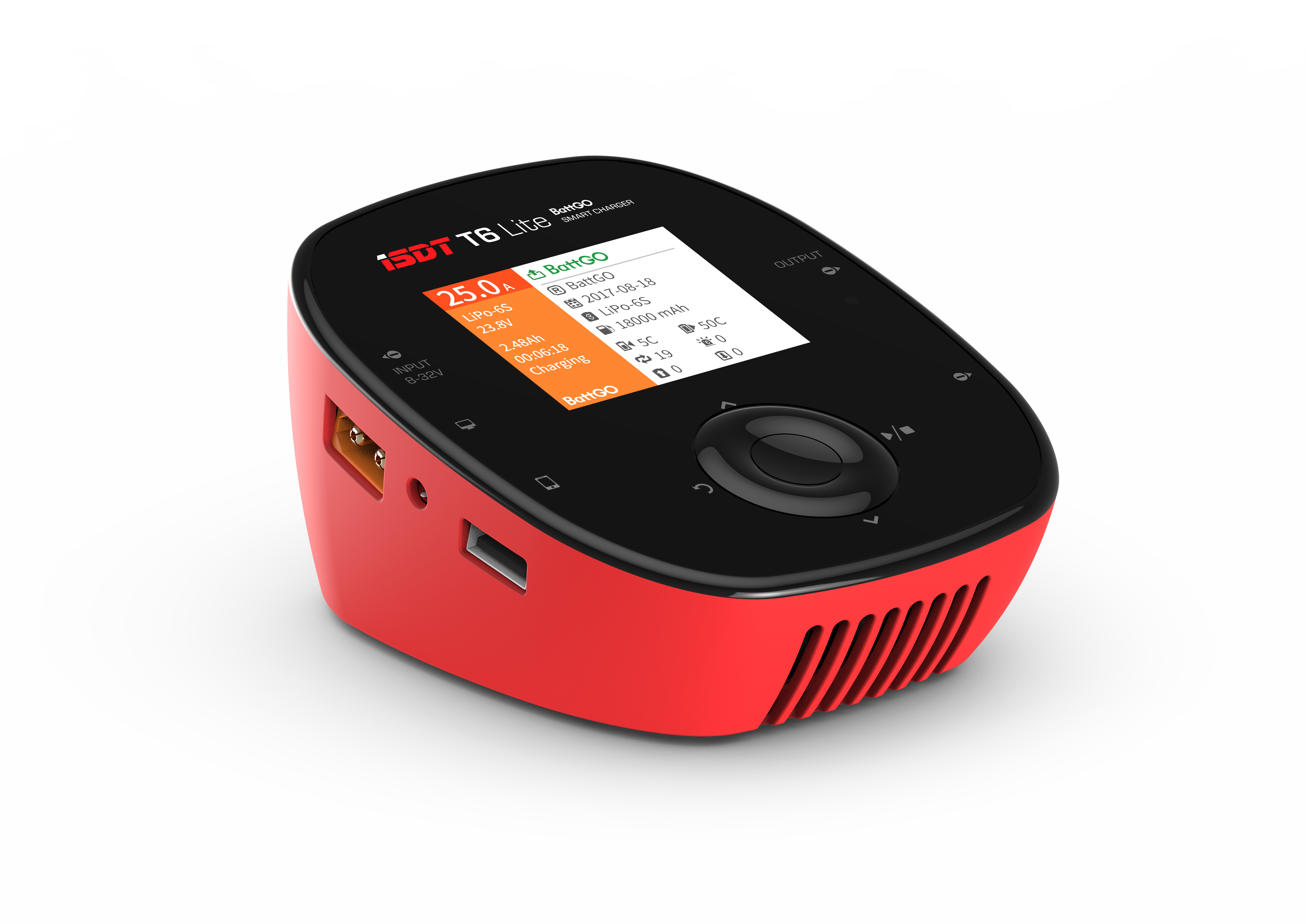 Details about RC iSDT T6 Lite Charger (600W) EXCLUSIVE to HobbyKing!