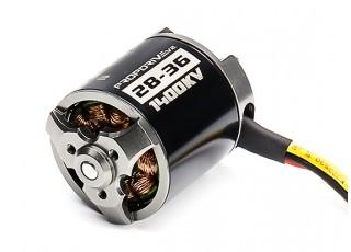 PROPDRIVE v2 2836 1400KV Brushless Outrunner Motor