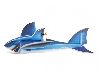 H-King Shark EPP 1420mm (Kit) - Side View