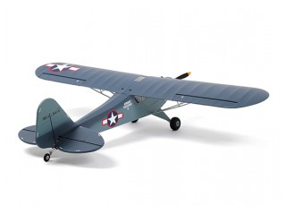 H-King J3 Navy Cub (NE-1) 1400mm (PnP) - RHS back