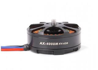 AX-4008M-620KV Brushless Outrunner Motor 4~5S (CW) - main