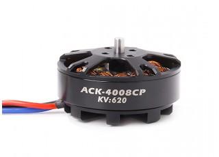 ACK-4008CP-620KV Brushless Outrunner Motor 4~5S (CW) - main