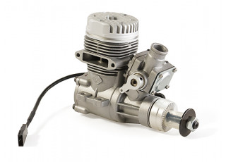 NGH GT9 Pro 9cc 2 Stroke Gas Engine NGH Auto Ignition System (right side)