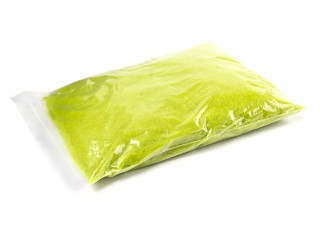 3mm Static Grass Flock - Light Green (250g) - bag
