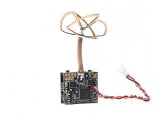 Adjustable Power 25mW / 200mW 5.8GHz 48CH NTSC/PAL Mini VTX FPV Camera Combo - rear