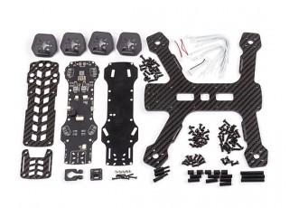 Diatone Tyrant 215 FPV Racing Drone - Black (Frame Kit) - parts