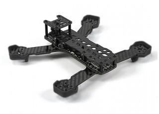 Diatone Tyrant 215 FPV Racing Drone - Black (Frame Kit) - back