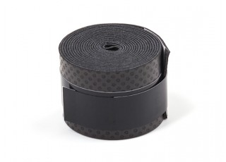 TrackStar Handle Wrap Tape 1100 x 25mm (Black)