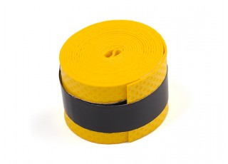 TrackStar Handle Wrap Tape 1100 x 25mm (Yellow)