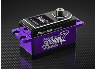 PowerHD Storm-7 Low Profile High Voltage Compatible Servo Top