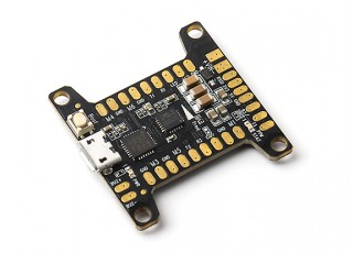Holybro Kakute v1.0 F3 Flight Controller - bottom view