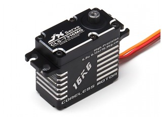JX CLS-7316MG Coreless Metal Gear Servo 16.9kg/0.12sec/73g