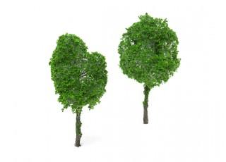HobbyKing™ 90mm Scenic Wire Model Trees (2 pcs)