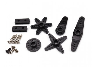 JX CLS-7316MG Servo Accessory Pack