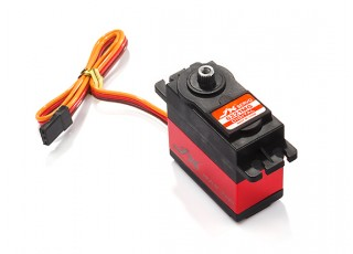 JX PDI-6221MG Metal Gear High Torque Digital Servo 20.32kg/0.16sec/62g with lead