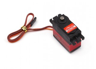JX PDI-6225MG-300 Coreless Metal Gear High Torque Digital Servo 25.3kg/0.21sec/62g with lead
