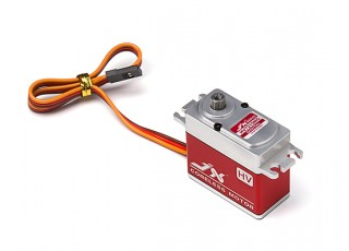 JX PDI-HV7215MG High Voltage High Speed Coreless Metal Gear Servo 15.83kg/0.095sec/72g with lead