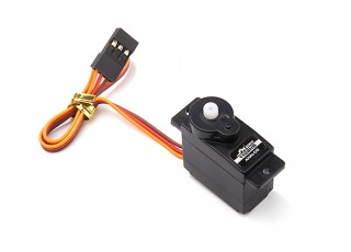 JX PS-1109HB Micro Analog Servo 1.89kg/0.07sec/9.45g with lead