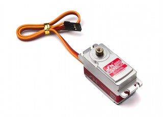 JX PDI-HV5212MG Digital High Voltage Coreless Metal Gear Low Profile Servo 11.82kg/0.07sec/52g with lead