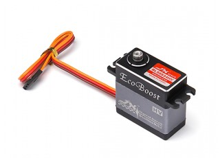 JX BLS6534HV High Voltage Brushless Metal Gear High Torque Servo 33.7kg/0.11sec/65g with lead