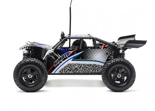 HIMOTO BARREN 4WD 1/18 Mini Desert Buggy (RTR) - side view