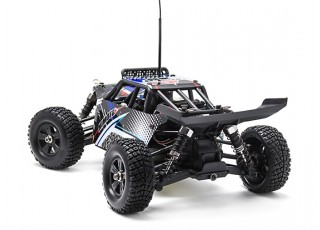 HIMOTO BARREN 4WD 1/18 Mini Desert Buggy (RTR) - rear view