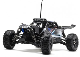 HIMOTO BARREN 4WD 1/18 Mini Desert Buggy (RTR) - front view