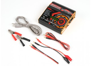Turnigy Reaktor 300W 20A AC/DC Synchronous Balance Charger now with NiZN and LiHV (US Plug) - components