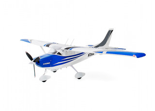 "H-King Cessna 182 Skylane 965mm (38"") EPO PNF - side view"