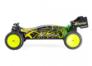 Quanum Vandal 1/10 4WD Electric Racing Buggy (ARR) - side view