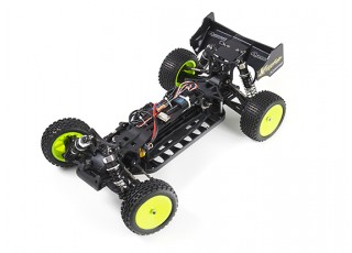 Quanum Vandal 1/10 4WD Electric Racing Buggy (ARR) - uncovered