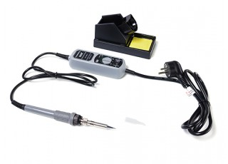Turnigy 908+ Portable Thermostat Soldering Iron (EU plug) components