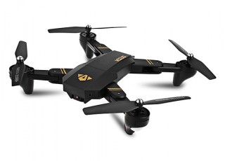 Visuo Drone w/Auto Hover (1280*720 WiFi Camera) - side