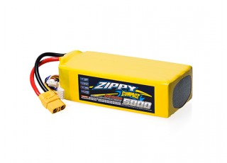 ZIPPY Compact 5800mAh 8S 25C Lipo Pack With XT90