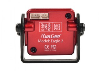 RunCam Eagle 2 FPV Camera 800TVL 4:3 - back