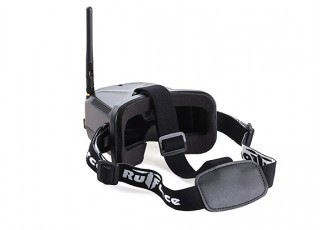 FPV Micro Box FPV Goggles - with strap