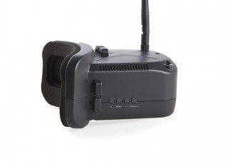 FPV Micro Box FPV Goggles - side view